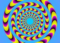 optical illusion 21 (center stair) – Comics And Memes