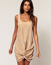 camel dress--awesome with a tan