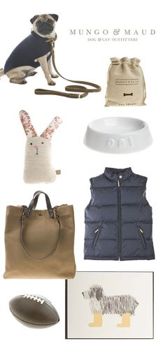 cute accessories for pets and their owners by Mungo & Maud