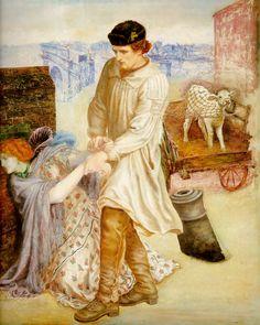 Dante Gabriel Rossetti Paintings | Found