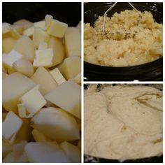 Creamy Crock Pot Mashed Potatoes
