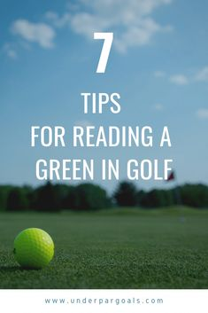 Golf Tips For Beginners Imagine how many more putts you could make if you had a simple process for reading a green. These tips for beginners and experienced players are the same steps that tour players and caddies use for green reading. Golf Chipping Tips, Golf Score, Golf Putting Tips, Golf Instruction, Golf Tips For Beginners, Golf Player, Perfect Golf, Golf Training, Putt Putt