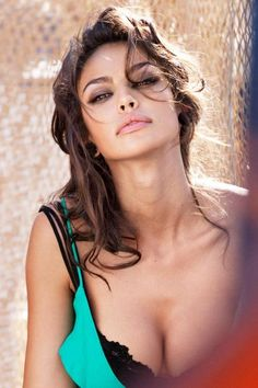 Madalina Ghenea  #tanned #exotic #breasts