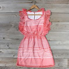 Ticket Booth Dress, Sweet Women's Country Clothing