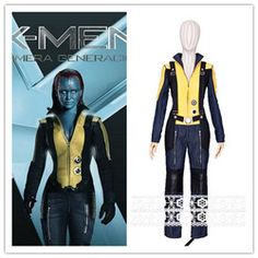 Online Shop X-Men First Class Mystique Raven Darkholme Cosplay Costume Aliexpress Mobile