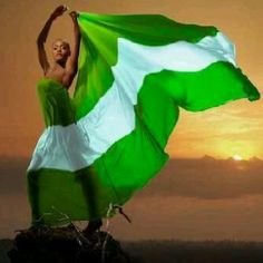Members from Nigeria, a brand new board for the gardens and natural wonders of your country. To join the 'Nigeria' board, send me a message. Nigeria Independence Day, Nigerian Independence, African Girl, African Beauty, African Fashion, African Style, Nigerian Flag, Dear God, Meet You