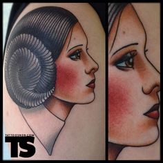 Tattoo by Danny Derrick