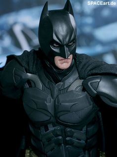 Batman - The Dark Knight Rises: Batman - Deluxe Figur, Fertig-Modell ... http://spaceart.de/produkte/bm011.php