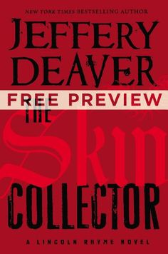 The Skin Collector - Free Preview (first 6 chapters) (Lin…