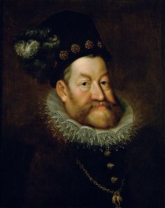 L'empereur des romains Rodolphe II (1552-1612) (1606-1608, Kunsthistorisches Museum, Vienne) de Hans von Aachen (1552-1615)