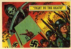 Gun Confiscation First Learned About In WWII Era Comic Books