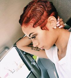 50 Cute Short Haircuts Hairstyles for Black Women Prom Hairstyles For Short Hair, Cute Short Haircuts, Hairstyles Haircuts, Black Women Hairstyles, Vintage Hairstyles, Wedding Hairstyles, Natural Hair Short Cuts, Short Hair Cuts, Natural Hair Styles