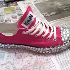 e0a59a12980e how to bedazzle heels with photos