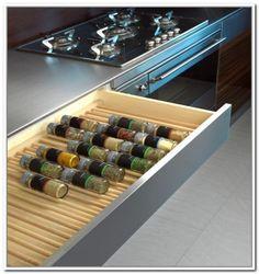 Kitchen Spice Storage Solutions | Home Design Ideas