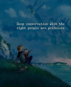 top Inspirational Positive Quotes :Deep conversation with the right people. Short Inspirational Quotes, Short Quotes, Motivational Quotes, Unique Quotes, Love Quotes For Her, Cute Quotes, Best Quotes, The Right Person Quotes, Mom Quotes