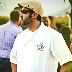 Managing Partner Scott Miller Catering, Chef Jackets, Events, Fashion, Moda, Catering Business, Fashion Styles, Gastronomia, Fashion Illustrations