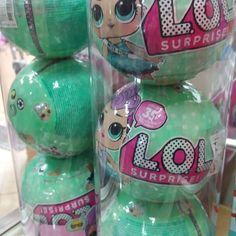#lolsurprise#últimas unidades#só aqui#