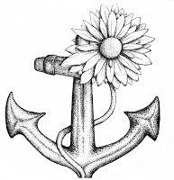Daisy anchor