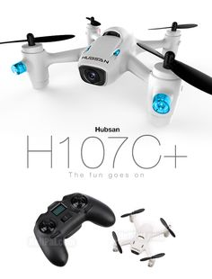 Hubsan H107C+ Plus Mini Drone w/ HD Camera http://www.helipal.com/hubsan-h107c-plus-mini-drone-w-hd-camera.html