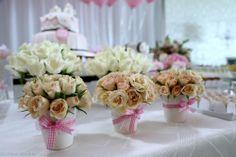 flores na festa
