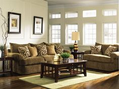 Living Room sophisticated-light-brown-carpet-and-charming-laminated-wood-flooring-ideas-with-foxy-brown-sofa-living-room-designs-2014-feats-lovely-decorative-cushion Elegant Living Room Design 2015 and Interior Decoration Ideas
