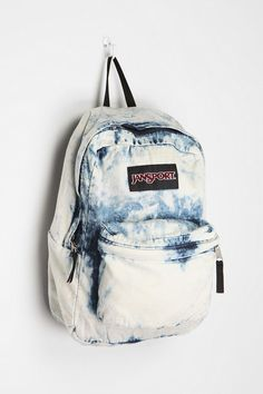 Jansport Acid Wash Backpack. I want this next year for Sutter Middle.....
