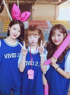 Do Hana, Yeo Boram, Kim Hana A-teen webdrama Drama Korea, Korean Drama, Teen Web, Teen Images, Korean Best Friends, Good Comebacks, Role Player, Web Drama, Korean Celebrities