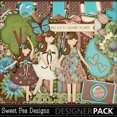 Digital Scrapbooking Kits | Everyday Moments Combo Pack-(SPD) | Everyday | MyMemories
