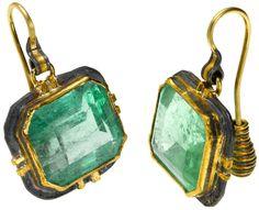 Judy Geib Plus Alpha - Catalog 26: Emeralds