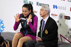 (11日、フィギュアスケートGPファイナル女子SP) 「60、何点ですか? 9点? (点数を表示する)ボードが遠くて、見えなくて」。演技を終えた後、報道陣から伝えられるまで、浅田は自分の点数を知らなかった。知ろうとしなかった。それだけ、演じた内容に満足していた。...