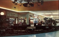 """Canton OH Belden Village Mall """"Where Good Taste Costs No More"""" Everhard Rd & Whipple Ave. Canton, Ohio 44718 (Just off Interstate 77) Dexter press"""