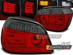 Stopuri fumurii cu led BMW E60 Bmw E60, Led