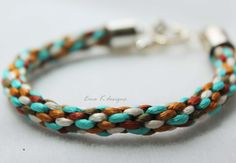 Kumihimo Braiding and Art Beads Tutorial and Inspiration