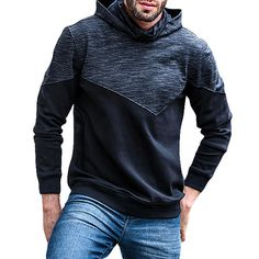 Best cool zip up hoodies for men & crew neck sweatshirt are hot sale at NewChic, buy best flannel hoodie mens, oversized mens pullover sweatshirts. zip up hoodies for men at wholesale price now! Sports Hoodies, Zip Up Hoodies, Flannel Hoodie Mens, Printed Sweatshirts, Hoodie Sweatshirts, Fashion Seasons, Sport Casual, High Collar, Types Of Fashion Styles