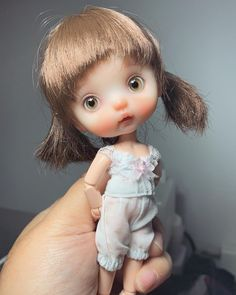 1 million+ Stunning Free Images to Use Anywhere Tiny Dolls, Blythe Dolls, Pretty Dolls, Beautiful Dolls, Cute Baby Dolls, Fairy Figurines, Clay Baby, Polymer Clay Dolls, Doll Repaint