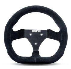Sparco Steering Wheel - Competition - P260 - Mueller Motorwerks LLC