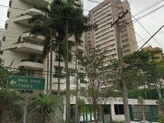 Fachada do Edifício Cala di Volpe, em São Paulo