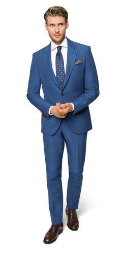 5fb5209cfd 46 najlepších obrázkov na tému Modré obleky