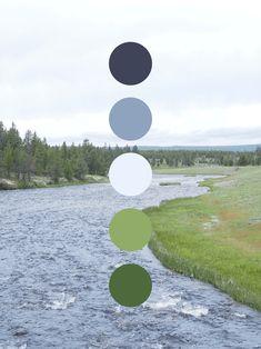 38 Vintage Nature Color Palette Design Ideas For Beautiful House Color Schemes Colour Palettes, Green Color Schemes, Nature Color Palette, Colour Pallette, Palette Design, Colour Board, Color Swatches, Color Theory, Color Inspiration