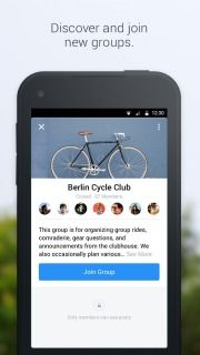 Download free Facebook Groups free mobile software.This app gives you a dedicated space for you and your groups.See all of your Facebook Groups in one place. Discuss, plan and collaborate easily and without distractions. Follow your groups here or on