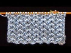 Knit and Purl Stitch Patterns with Free Patterns and Video Tutorials in the Absolute Beginner Knitting Series by Studio Knit Squat Exercise Modification - plus size - workout - episode 2 How To Crochet the French Vanilla Button Cowl, Episode 261 This Pin Knitting Stiches, Crochet Stitches Patterns, Knitting Videos, Crochet Videos, Knitting For Beginners, Free Knitting, Baby Knitting, Stitch Patterns, Knitting Patterns