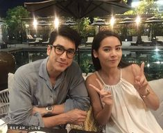 Couple Photoshoot Poses, Photoshoot Ideas, Thai Princess, Thai Style, Actor Model, Celebrity Couples, Girl Crushes, Cute Couples, Love Story