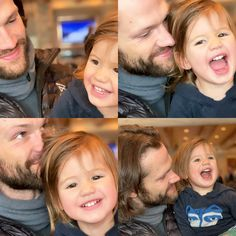 Jared and his daughter Odette Jared Padalecki Supernatural, Supernatural Fans, Jared Padalecki Kids, Supernatural Background, Supernatural Seasons, Beautiful Family, Beautiful Men, Solo Pics, Jensen And Misha