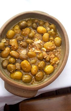 Freddy's Smashed Cypriot Green Olives marinated with garlic, coriander and lemon. Great for Low-Carb snacking! Olive Recipes, Greek Recipes, Cyprus Food, Marinated Olives, Wine And Cheese Party, Famous Recipe, Best Comfort Food, Dairy Free Recipes, Lemon