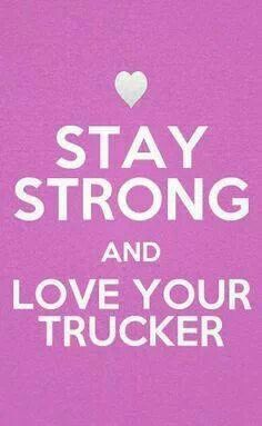 Dating truck driver advice columns