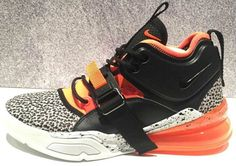 bf789075bc Nike Air Force 270 Safari Release Date Best Sneakers, Sneakers Nike, Nike  Kids,