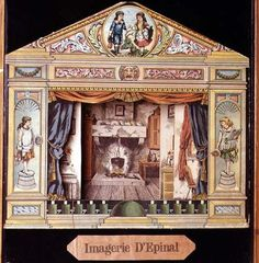 ? - 31:Toy Theatre, late 19th century