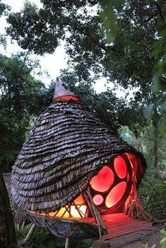 The Den Sleep-Over Pod, Soneva Kiri Resort, Thailand - Now this is a tree house!