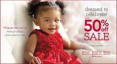 Compra en línea y aprovecha las ofertas de Carter´s. La espera de Santa tiene que verse linda. http://www.carters.com/