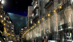 Salerno - Corso Garibaldi by Night
